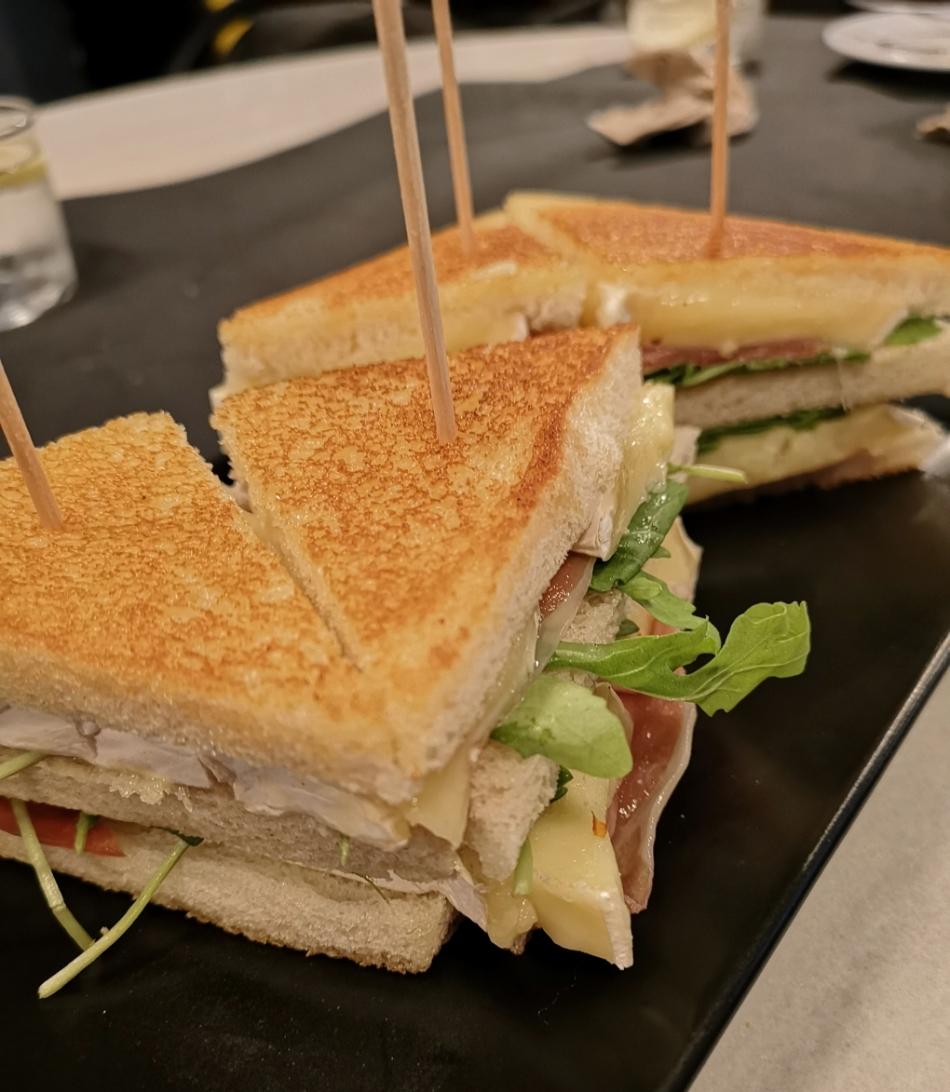 Barravas Brie Ham Sandwich 2