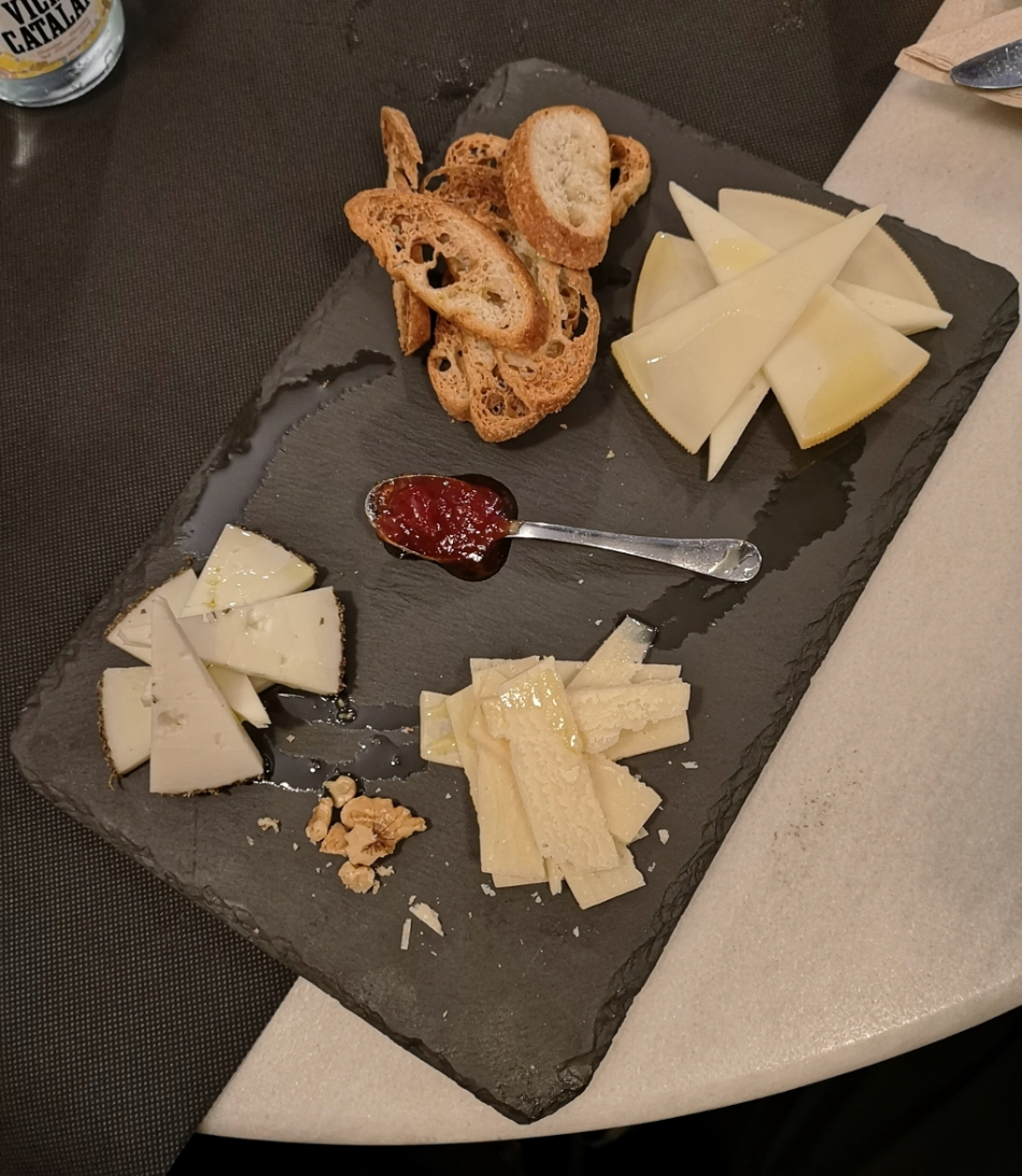 Barravas Cheese Board 1