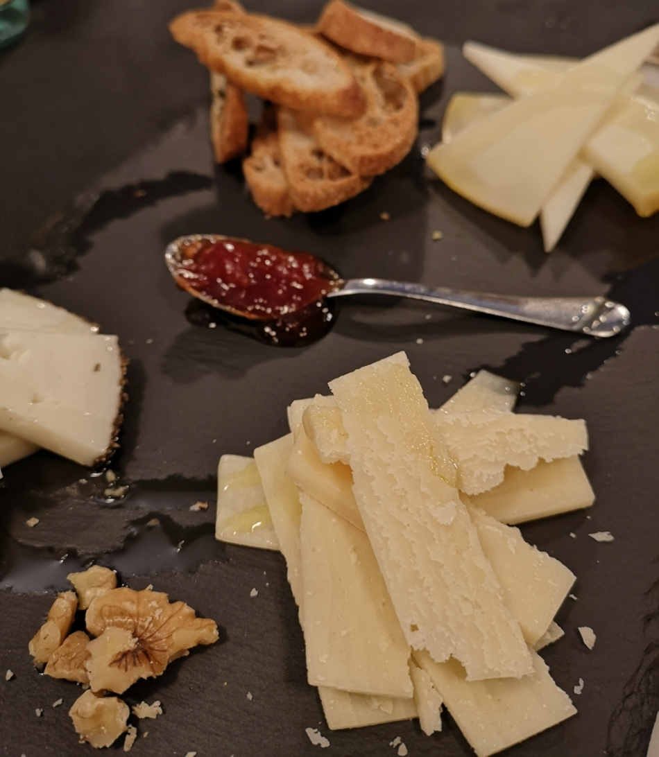 Barravas Cheese Board 2