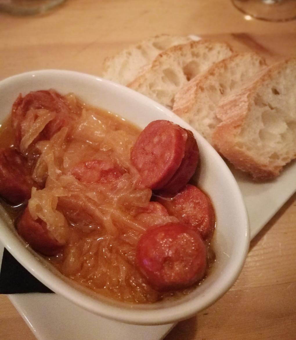Chorizo Honey 2