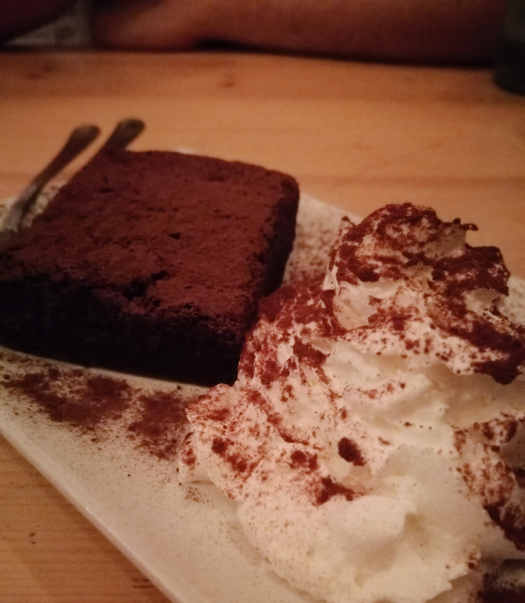 Entre Hores Brownie