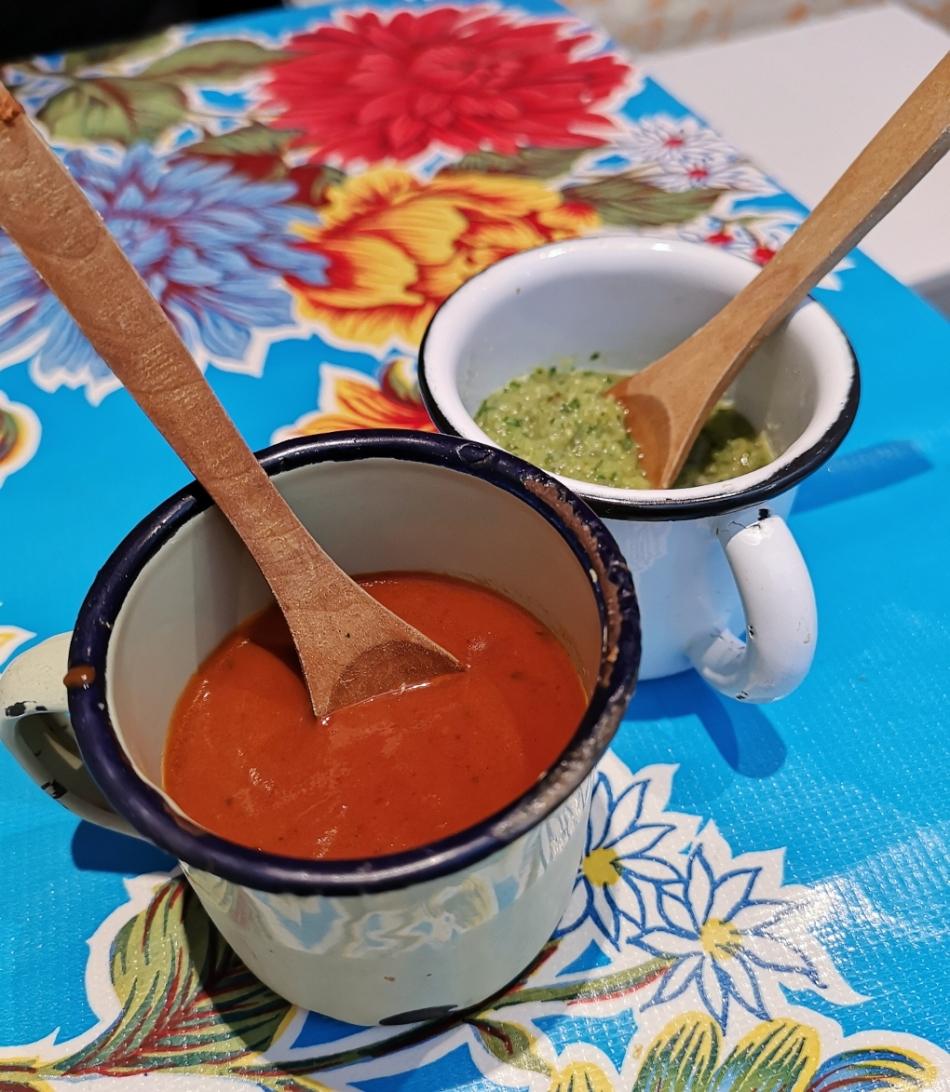 La Torteria Mexicana Salsas