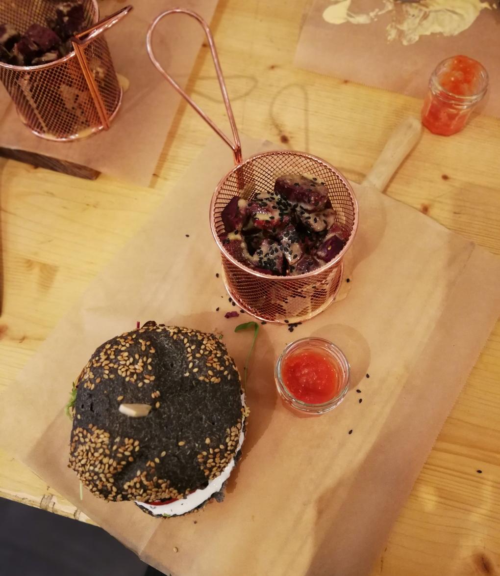 Vacka Brunch Burger 1