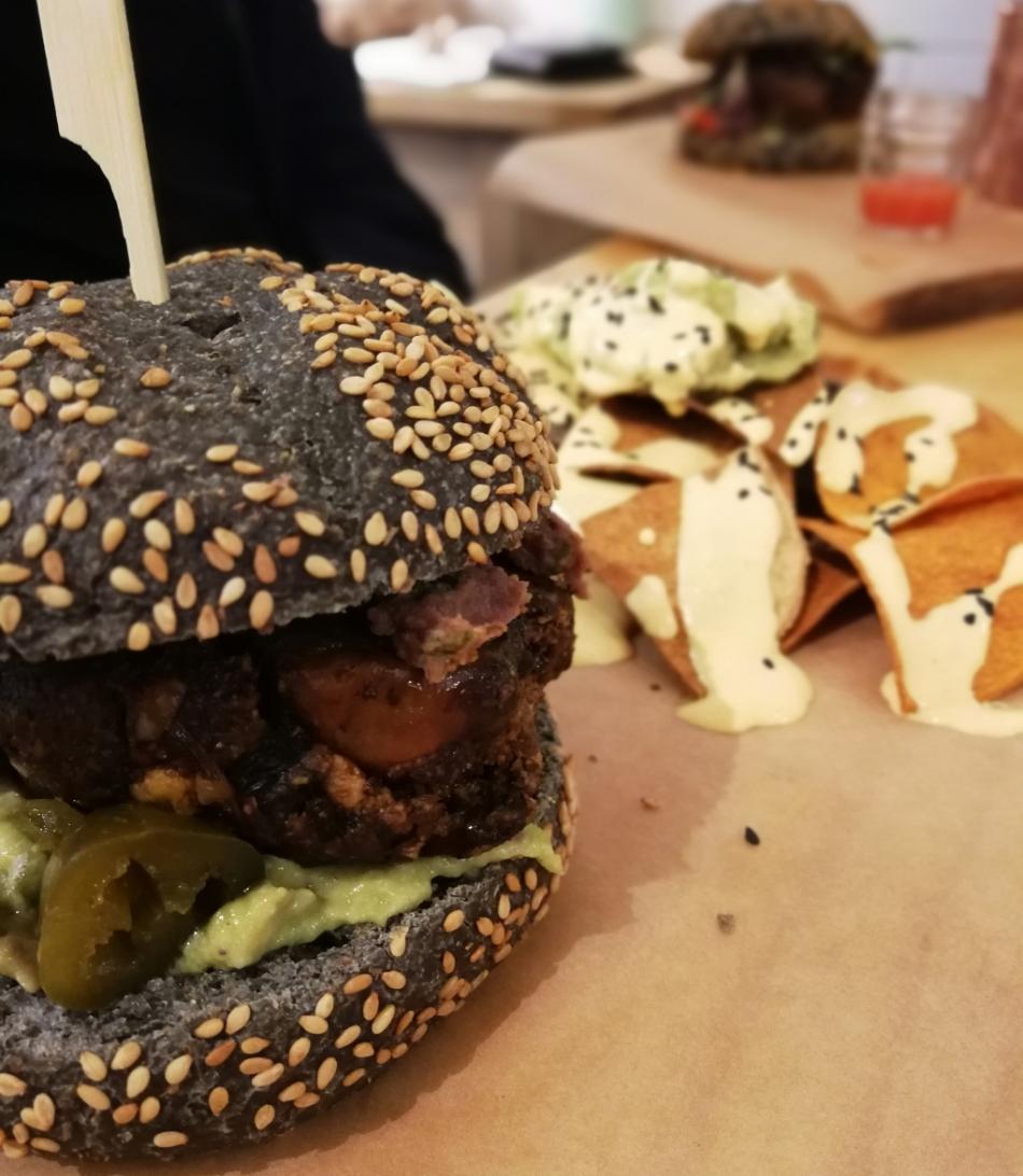 Vacka Mexican Burger 2