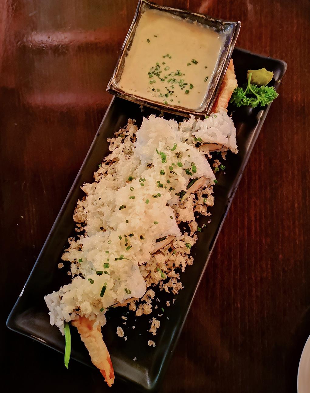 kibuka thai uramaki top