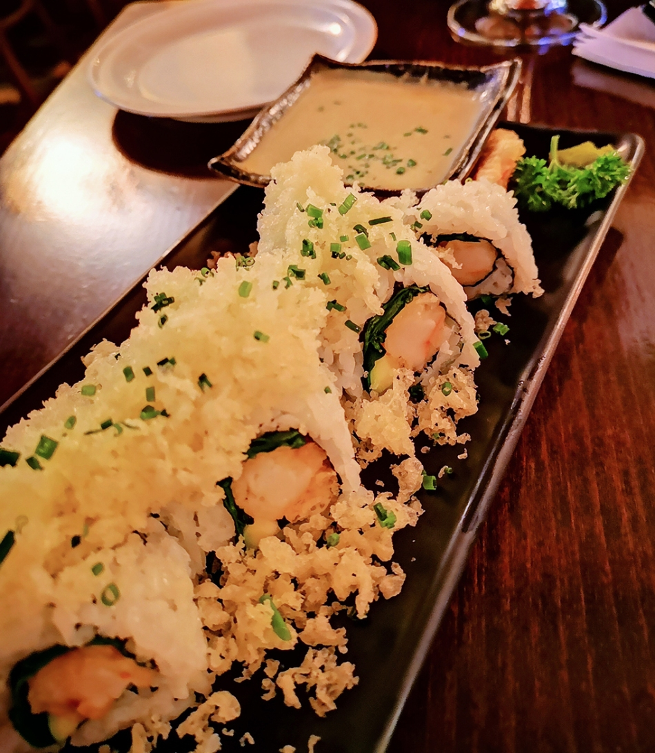kibuka thai uramaki