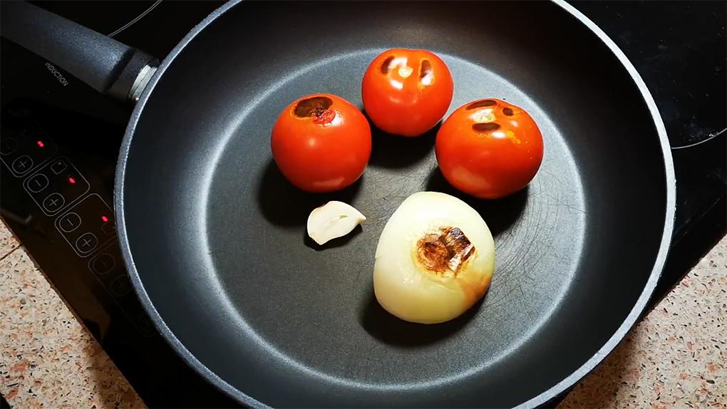 Chilaquiles Roast Garlic.jpg