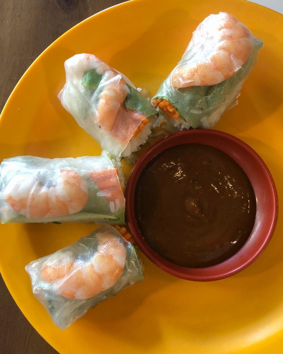Mon Viet spring rolls with prawns.jpg